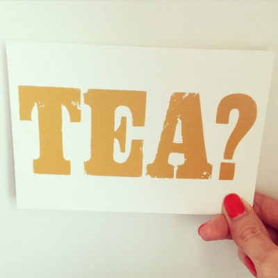 Tea header